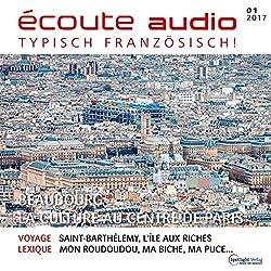 Écoute audio - Beaubourg, la culture au centre de Paris. 1/2017