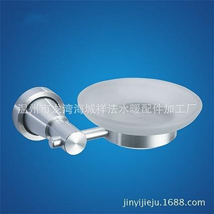 Yomiokla Accesorios de baño Toalla de Metal para Cocina, Inodoro, balcón y bañoEspacio de