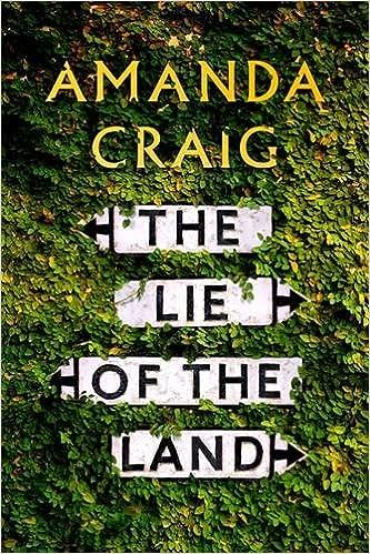 Hasil gambar untuk the lie of the land craig
