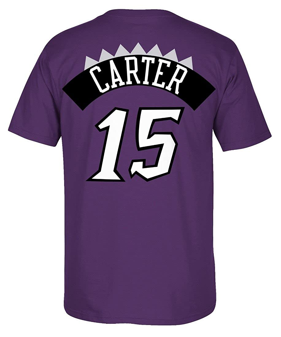 new concept df775 88221 adidas Toronto Raptors Vince Carter Throwback Vintage Shirt
