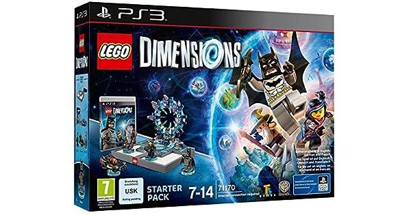 Warner Bros Lego Dimensions - Juego (PlayStation 3, Warner Bros ...