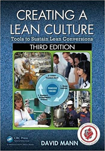 Creating a Lean Culture: Tools to Sustain Lean Conversions, Third ...