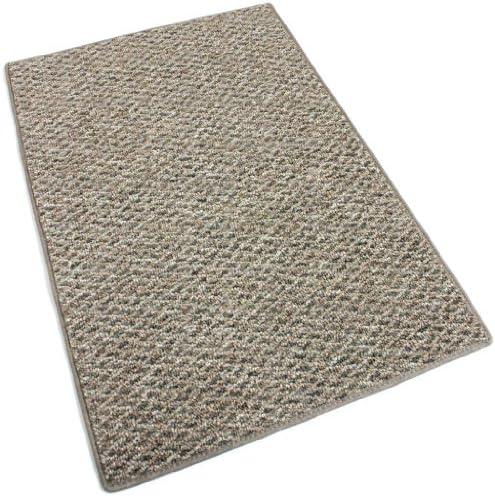 Koeckritz 11 x16 Oval Zeal Tawny Indoor 22 oz Graphic Loop Carpet Area Rug