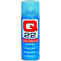 Q Oil Q22 Electrical Contact Cleaner Spray, 400ml