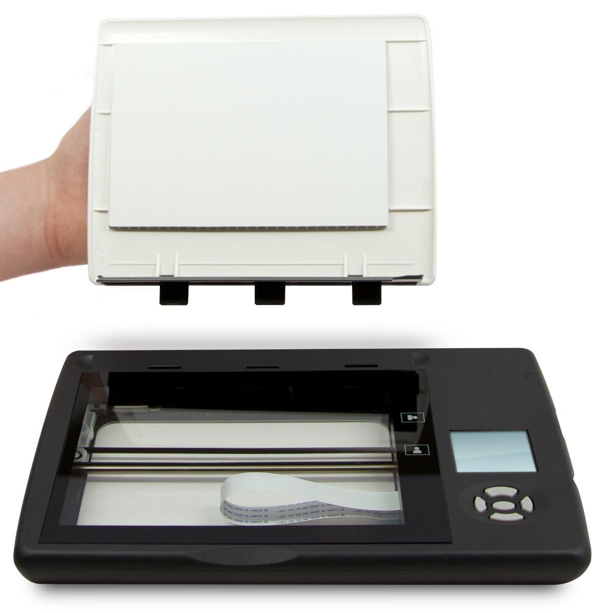 Escáner plano inalámbrico A6