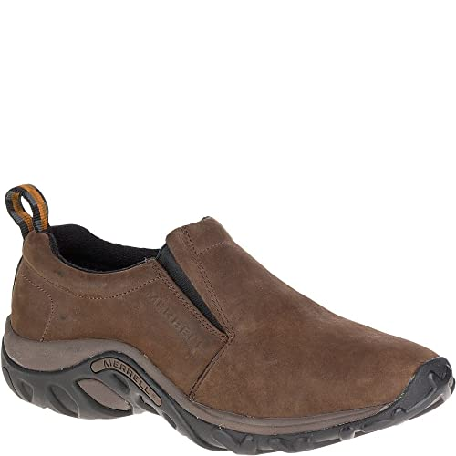 b3afe8d3 Merrell Men's Jungle Moc Nubuck Shoes