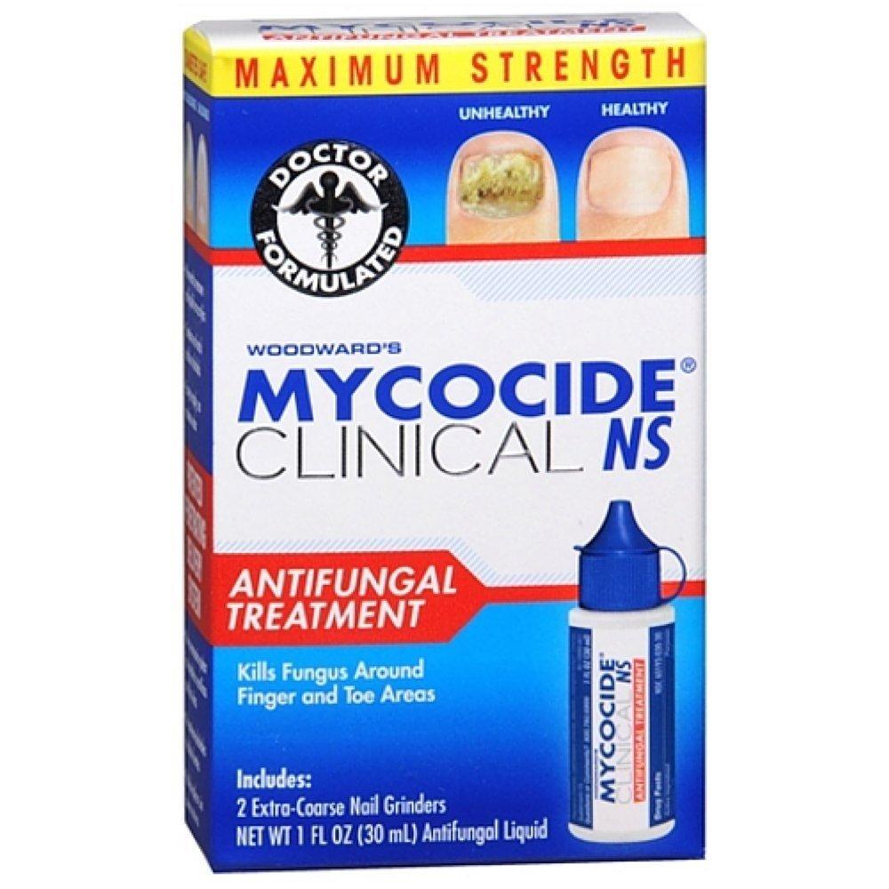 Mycocide Ns Antifungal Nail Treatment 1 oz (3 Pack)