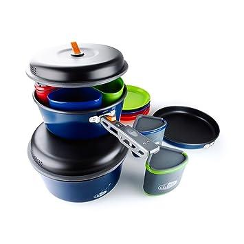 GSI Outdoor – Bugaboo Camper, Nestbau Cook Set, Superior Backcountry ...