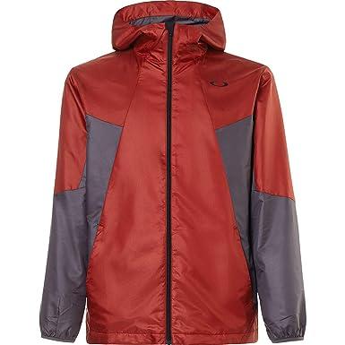 Oakley - Chaqueta - para Hombre Rojo Iron Red X-Large ...
