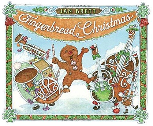 Gingerbread Christmas: Jan Brett: 9780399170713: Amazon.com: Books
