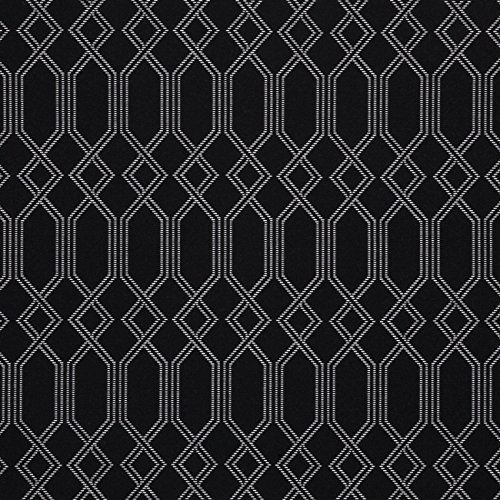 Upholstery Onyx - Sunbrella Connection Onyx #145153-0000 Indoor / Outdoor Upholstery Fabric