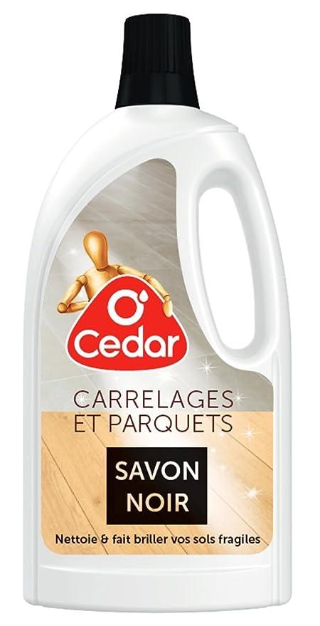 117db27c0cebe O Cedar Nettoyant pour Carrelage Parquet Moderne au Savon Noir 1 L - Lot