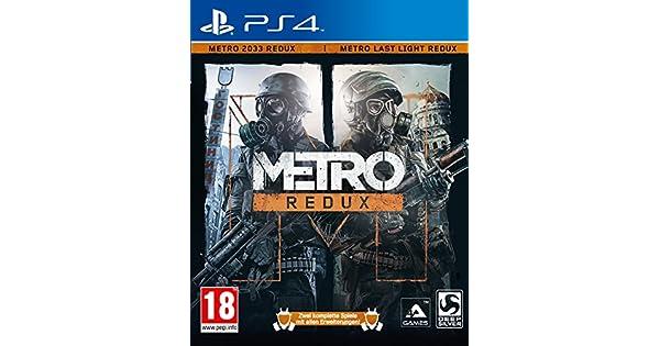 Metro: Redux [AT-PEGI] [Importación Alemana]: Amazon.es: Videojuegos