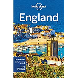 The Lonely Planet England Travel Guide | amazon.com