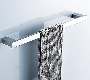 FKTowel rack Handtuchhalter Badezimmer Handtuchhalter 304 Edelstahl ...
