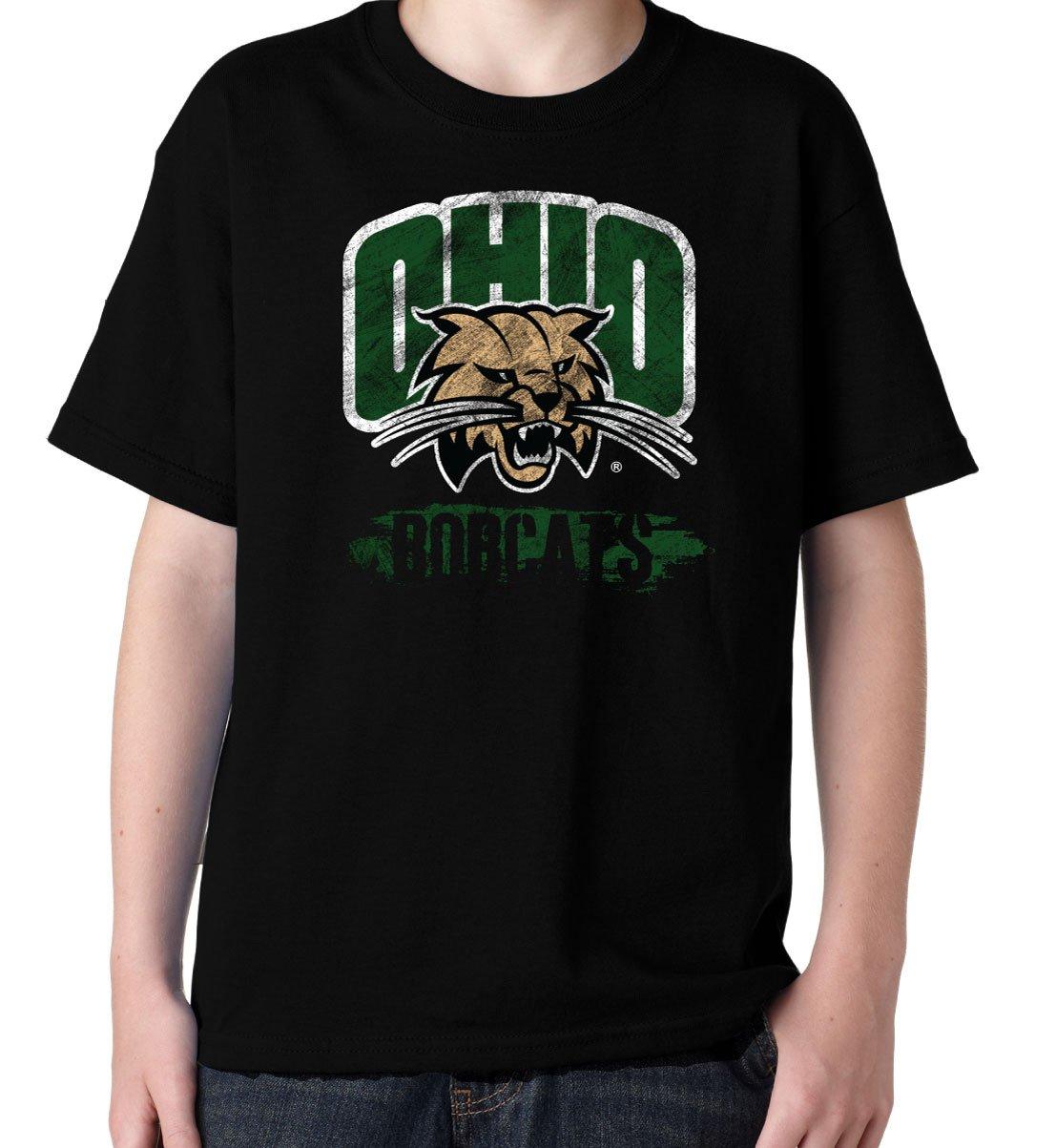 J2 Sport Ohio Bobcats NCAA Big Mascot Youth T-Shirt