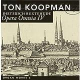 OPERA OMNIA IV, ORGAN WORKS II