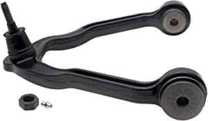 ACDelco 46D1103A Advantage Front Upper Suspension Control Arm with Ball Joint