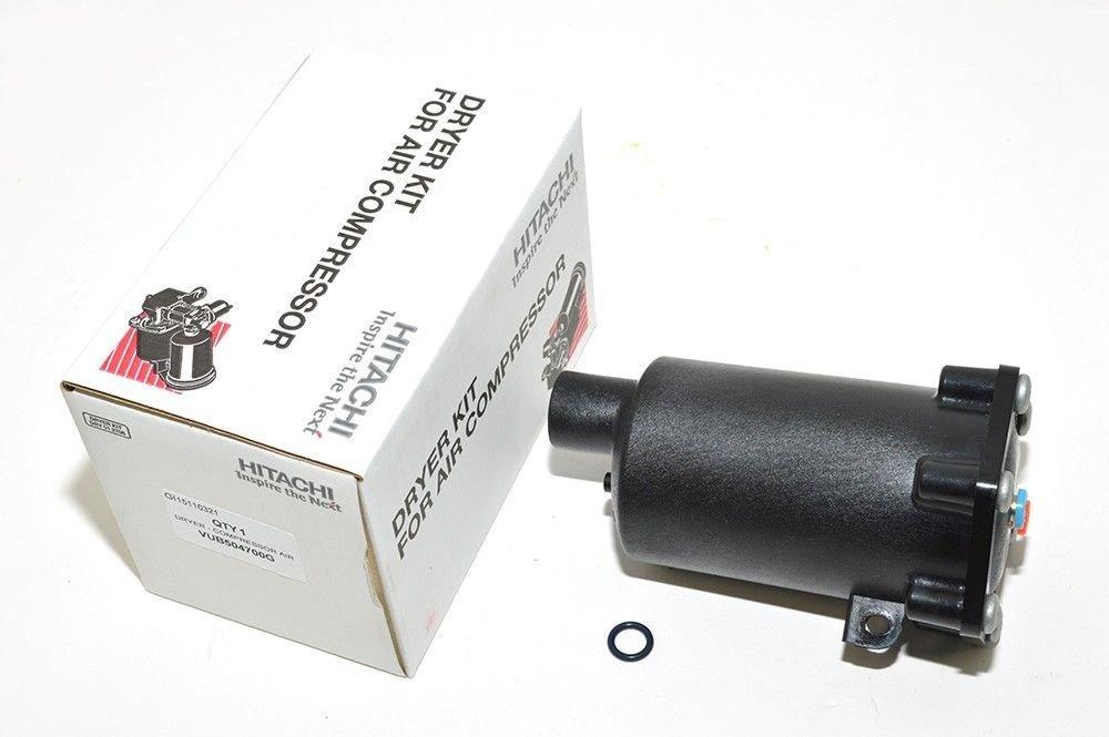 Land Rover OEM Hitachi secador de compresor de suspensión neumática Unidad Nueva vub504700: Amazon.es: Coche y moto