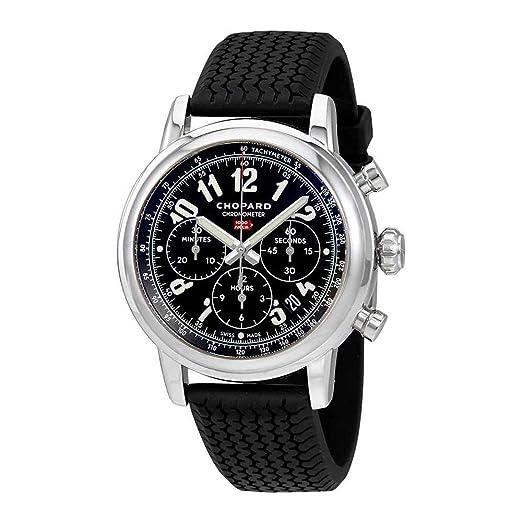 Chopard Mille Miglia Cronógrafo Negro Dial Mens Reloj 168589 - 3002: Amazon.es: Relojes