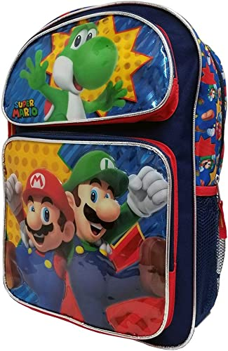 Super Mario 16 Backpack