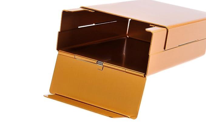 Quantum Abacus Caja/Funda para 18 Cigarrillos/Paquetes Enteros (Blandos), de Aluminio y plástico, Mod. 427-04 (DE): Amazon.es: Equipaje