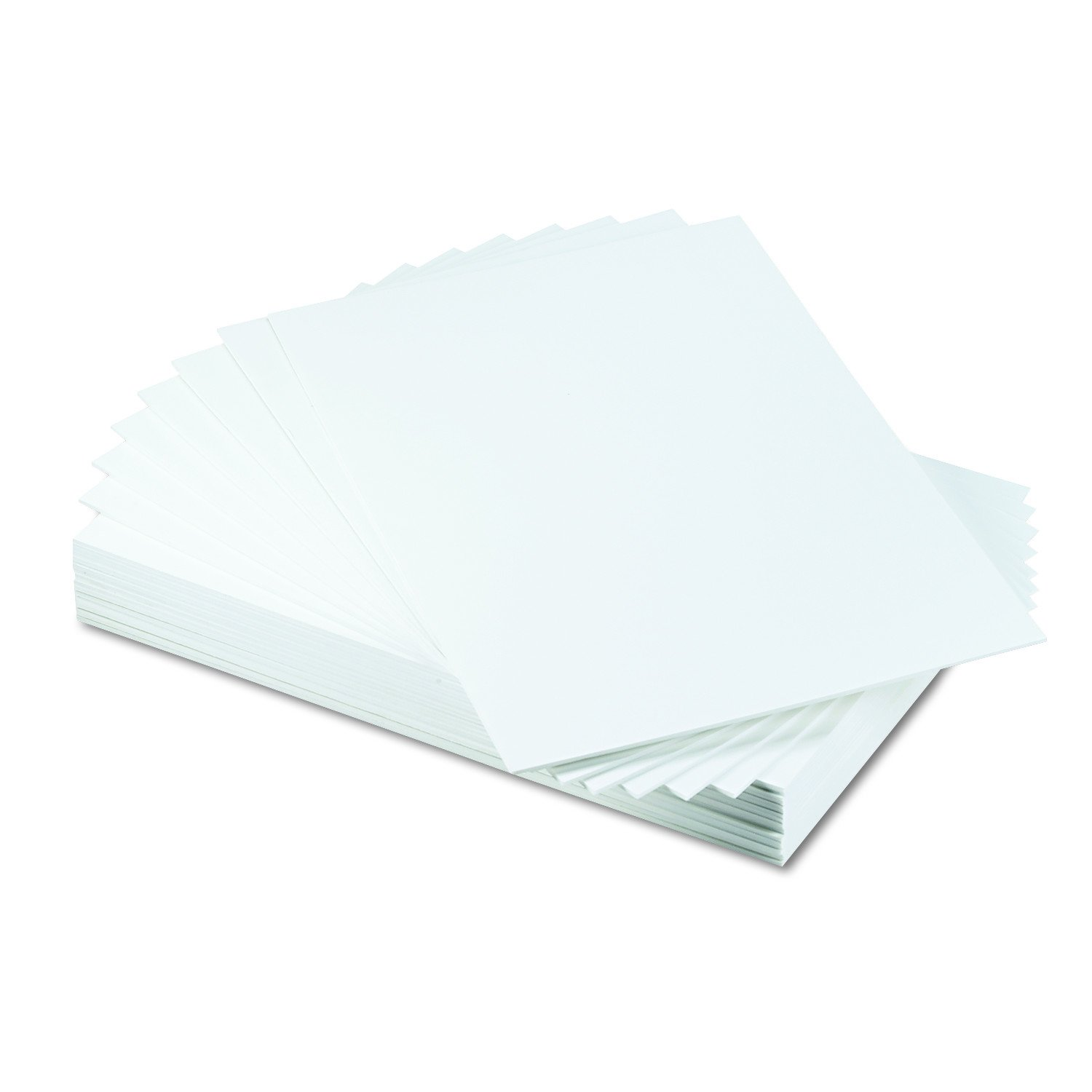Elmer's 900109 Foam Board, White Surface with White Core, 20 x30, 25 Boards/Carton Elmer' s 900109 Foam Board Elmers
