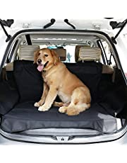 RSYP Car Boot Liner Protector Nonslip Waterproof Boot Liner for Pets, Dog Cat Cargo Liner fit Most Cars SUV Trunk