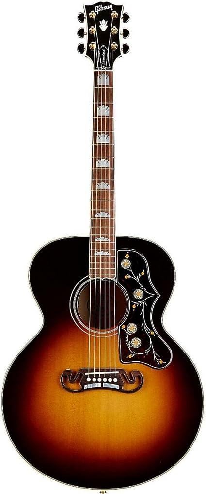 Gibson Acoustic sj22vsgh1 SJ de 200 estándar Acoustic Guitar ...
