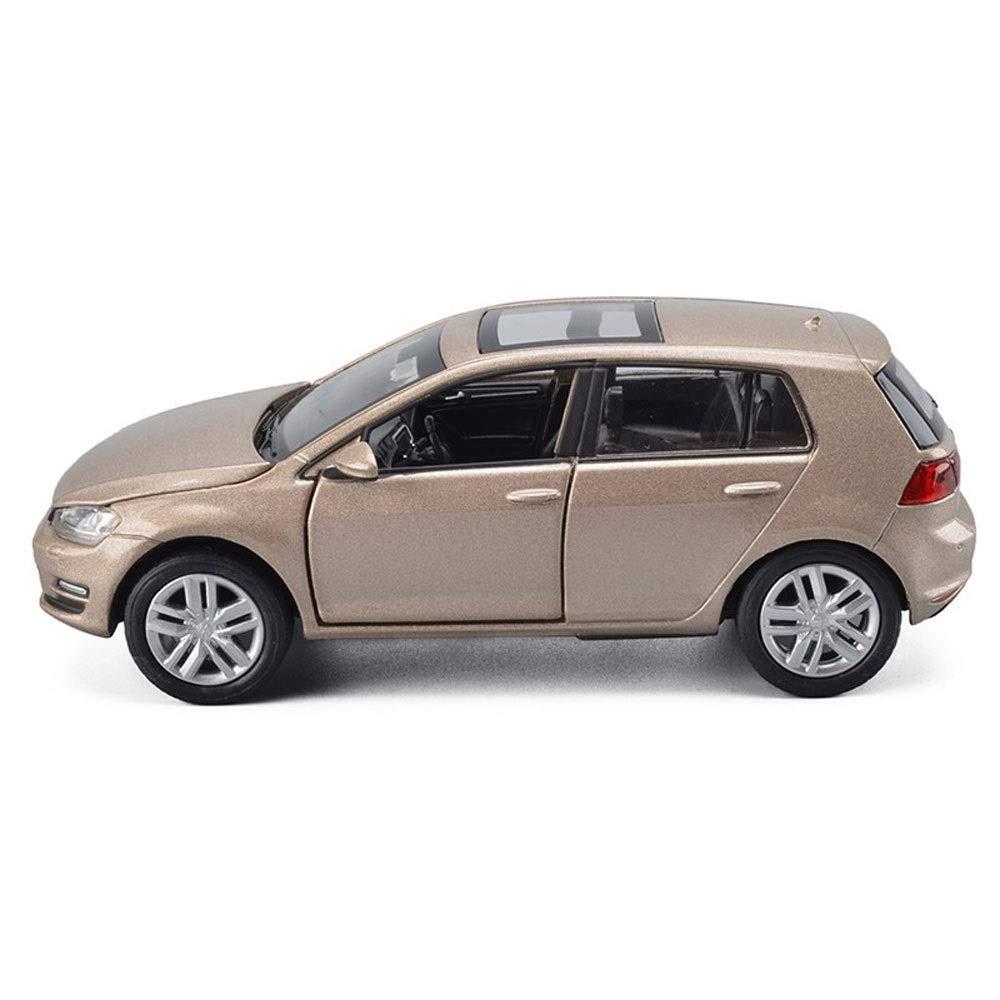 Ycco Premium Toy Car Alloy Frame School Vehicle con Sound for Kids Working Lights, Radio controllata su Road RC 1:18 Mode California Special A White Convertibe Auto Open /Close Sports DieCast Model