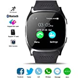 dxable T8 Bluetooth Smart Watch Handy Kamera Musik Player Facebook WHATSAPP Sync SMS Smart Watch SUPPORT SIM Karte TF Karte für Android