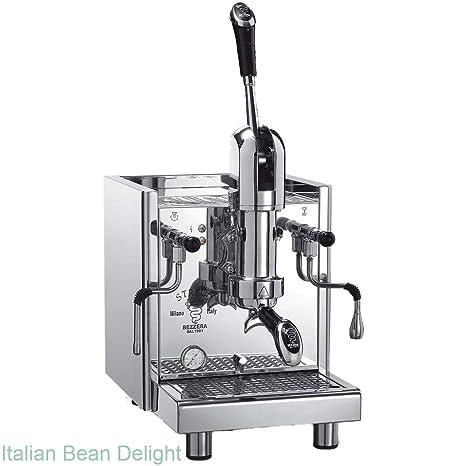 Amazon.com: bezzera Strega Comercial Café Expreso Palanca ...