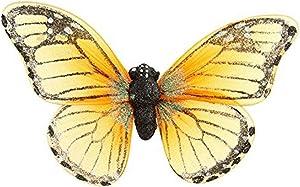 Shinoda Design Center 0165500232 2 Piece Monarch Unique Butterfly Decor Set, 10