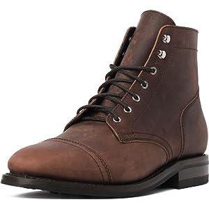 67bfad3c11c Amazon.com | Thursday Boot Company President Men's Lace-up Boot ...