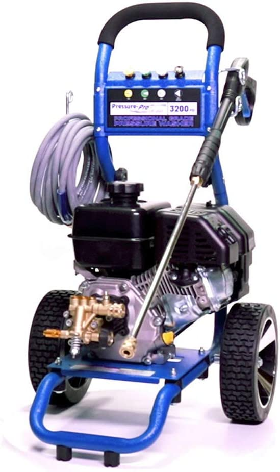 PressurePro PP3225K Dirt Laser Pressure Washer, Blue Black Silver
