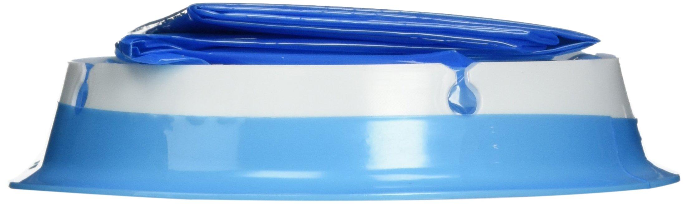 Medline Emesis Bags, Blue, 24 Count