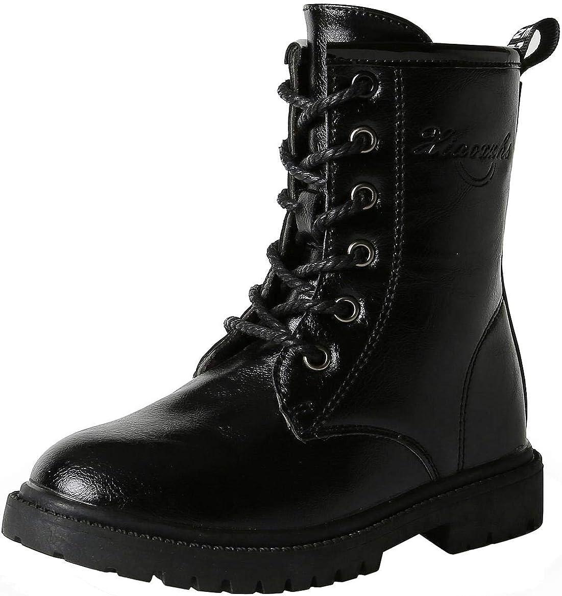 VECJUNIA Boys Girls Waterproof Boots Low Top Nonslip Slippers Outdoor Indoor