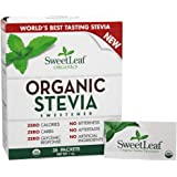 Sweetleaf, Stevia Sweetener Organic, 35 Count