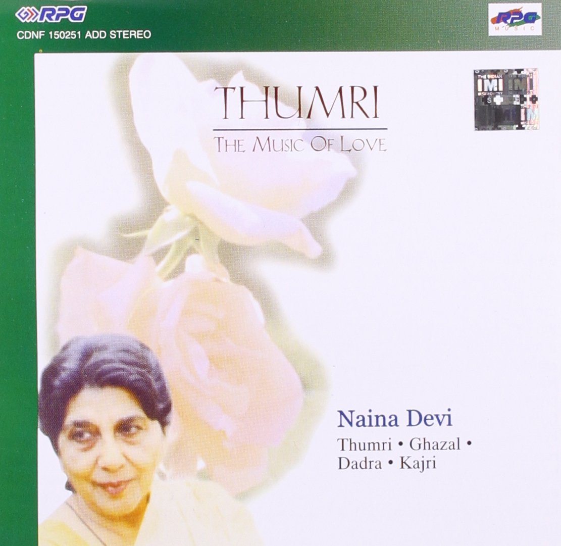 Buy Naina Devi-Thumri(The Music Of Love) Online at Low Prices in