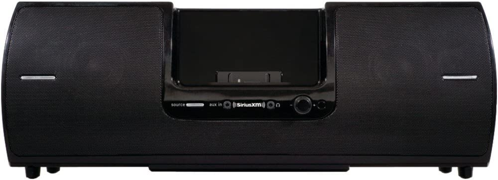 SIRIUS-XM SXSD2 Dock & Play Radio Boom Box - NINETY DAYS Warranty