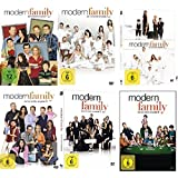 Modern Family - Staffel 1+2+3+4+5+6 (1-6) [DVD Set]
