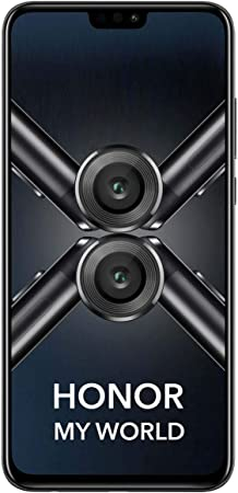 Honor 8X (Black, 4GB RAM, 64GB Storage)