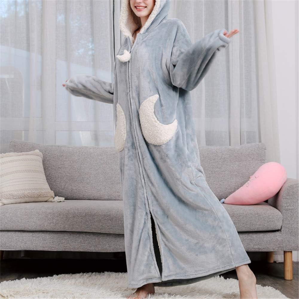 Señoras Robe Toweling algodón Bata Albornoz Mujeres Altamente ...