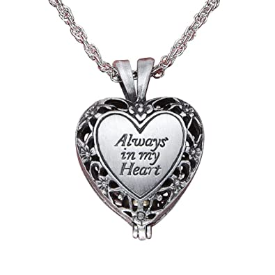 jewellery valentine nvjjsol heart look unisex couple with lockets chain modish dp