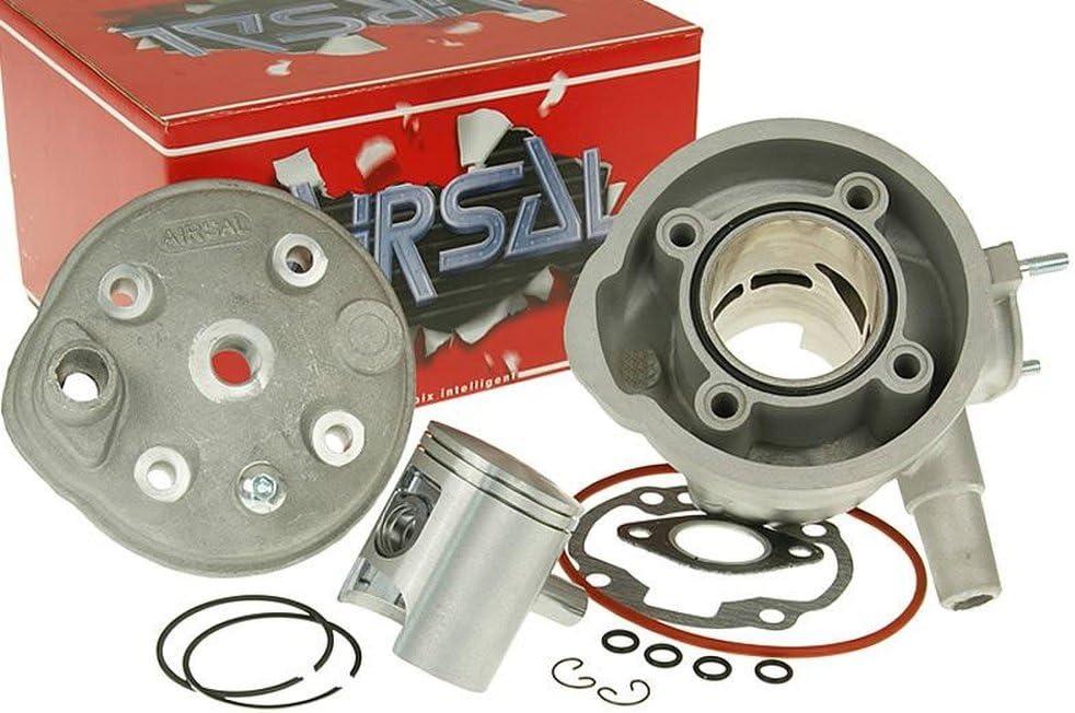 Typ:AA wasser bis Bj.1999 Zylinder Kit AIRSAL 70ccm M-RACING  Katana 50 LC