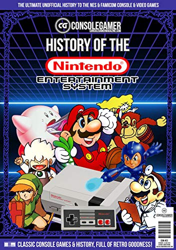 Pdf Humor History of the NES: Ultimate Guide to Nintendo Entertainment System (NES/Famicom) (Console Gamer Magazine Book 3)