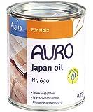 AURO(アウロ) No.690 水性床用ベースワックス 0.75L