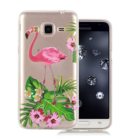coque samsung j3 2016 flament rose