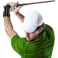 Yosoo Health Gear Ayuda para la muñeca de Entrenamiento de Golf, Entrenador de bisagra de muñeca oscilante de Golf…