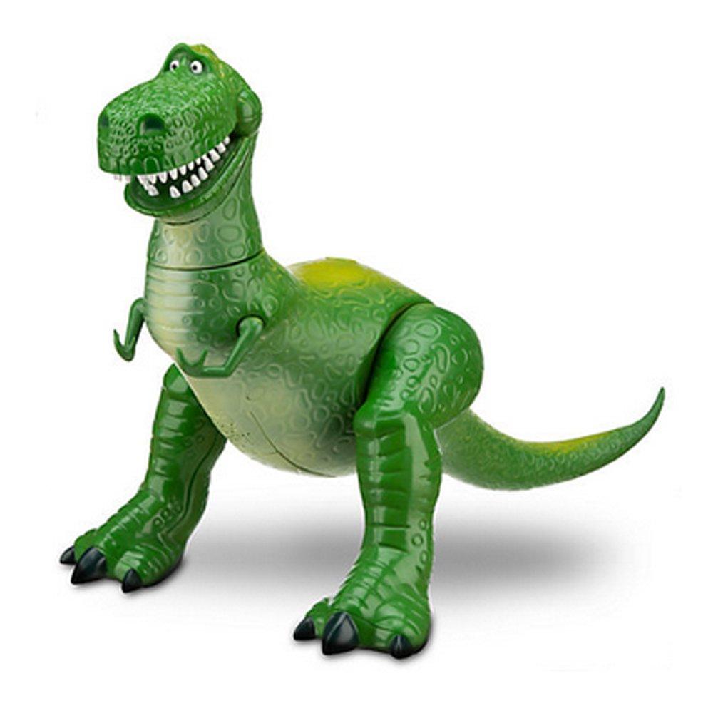 Disney Pixar Toy Story Deluxe Talking Rex 12 Figure